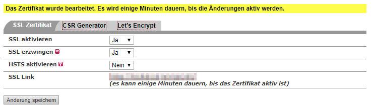 Ssl Verschlüsselung Mit Lets Encrypt Einrichten Homepageinfo