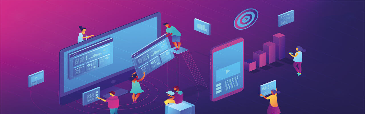 Content Delivery Network Headbild