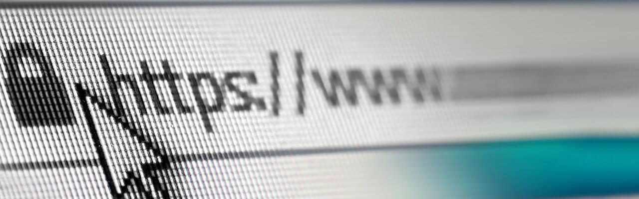TLD, Domain und URL Headbild